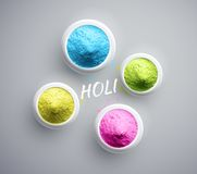 Powder Paint Royalty Free Stock Images