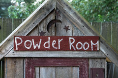 Powder Room Stock Photos