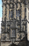 The Powder Tower or Powder Gate in Czech Republic Europe Stock Photos
