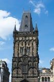 Powder tower, Prague Stock Images