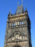 The Powder Tower, Prague Stock Image
