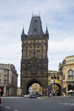 Powder Tower, Prague Stock Photos