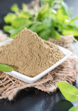 Powdered Sage Stock Images