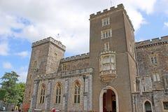 Powderhamkasteel, Devon Royalty-vrije Stock Afbeeldingen