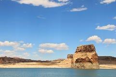 powell озера Стоковое Фото