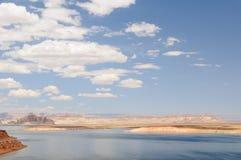 powell озера Стоковые Изображения