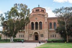 Powell Library bij UCLA royalty-vrije stock afbeeldingen