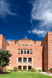 Powell Library on the campus of UCLA. Royalty Free Stock Photo