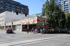 Powell's Books Portland Oregon Royalty Free Stock Image