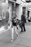 Powell ulica, San Francisco, Zlani stany zdjęcia stock