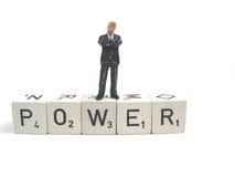 Power abuse Stock Photo
