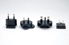 Power adapters Royalty Free Stock Image