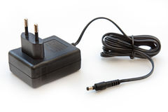 The power adaptor Royalty Free Stock Images