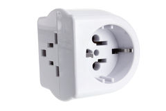 Power Adaptor Stock Photography