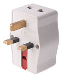 Power Adaptor on background. Stock Images