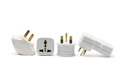 Power Adaptors Royalty Free Stock Image