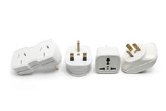 Power Adaptors Royalty Free Stock Images