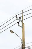 Power antenna Stock Photos