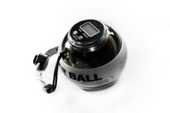 Power Ball Stock Photo