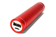 Power bank Stock Image
