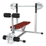 Power Bench Royalty Free Stock Image