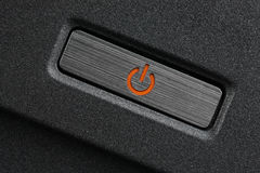 Power Button Royalty Free Stock Image