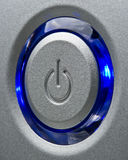 Power button Royalty Free Stock Photo