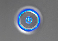 Power Button Stock Photography