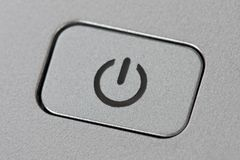 Power button Stock Images