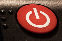 Power button Stock Photos