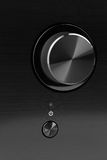 Power button and volume control Stock Images