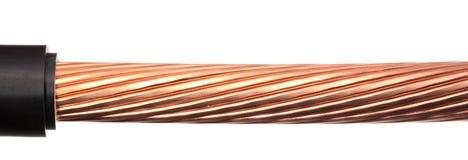 Power cable Stock Photos