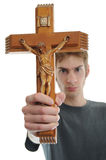 Power of Christ Stock Photography