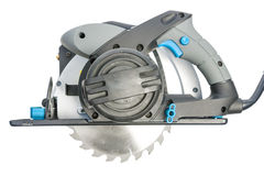 Circular power saw Stock Photos