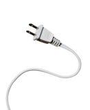 Power cord Stock Image