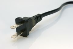 Power Cord Royalty Free Stock Photos