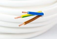 Power cord Royalty Free Stock Photos