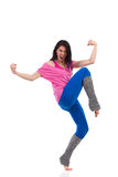 Power dance Royalty Free Stock Images
