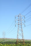 Power distribution Stock Photography