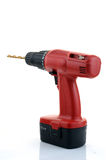 Power Drill. Over a white background Royalty Free Stock Images