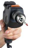 Power drill Royalty Free Stock Photo