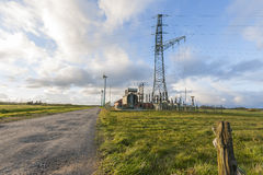 Power of East Frisia Stock Photography