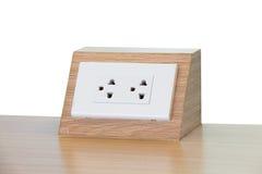 Power Elecrical socket Stock Photography