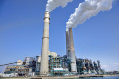 Power, Electric Plant Stock Images