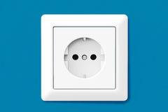 Power Electric Socket Royalty Free Stock Images