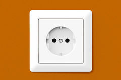 Power Electric Socket Royalty Free Stock Photography