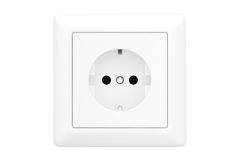 Power Electric Socket Stock Photography