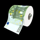 Power of euro Stock Images