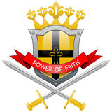 Power of faith Royalty Free Stock Photo