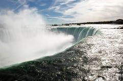 Power full Niagara Falls. Stock Images